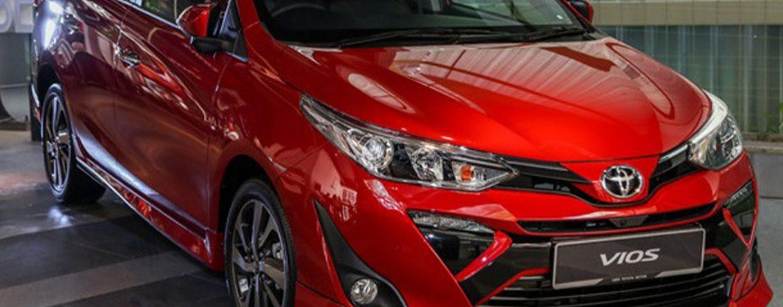 Top 10 dòng xe bán chạy nhất Việt Nam tháng 12.2020 - Toyota Vios